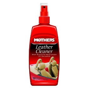 Show details of Mothers 06412 Leather Cleaner - 12 oz.