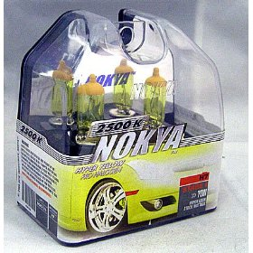 Show details of Nokya Arctic Yellow H7 Headlight Bulb (Stage 1).