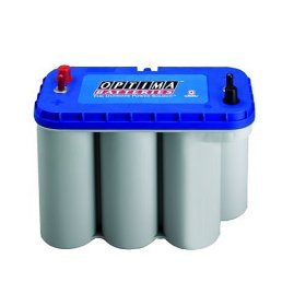 Show details of Optima Batteries 8052-161 D31M BlueTop Dual Purpose Battery.