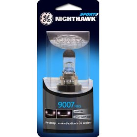 Show details of GE Nighthawk SPORT 9007NHS/BP Automotive Replacement Bulbs, Pack of 1.