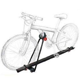 Show details of Yakima Raptor Upright Mount Rooftop Bicycle Carrier.