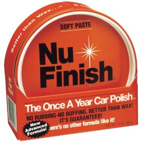 Show details of Nu Finish Paste Car Polish.