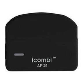 Show details of ChatterBox iCombi AP21 Bluetooth Adapter - --/Black.