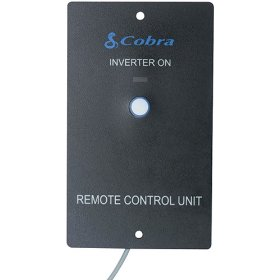 Show details of Cobra CPI-A20 AC Power Inverter Remote.