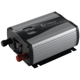 Show details of Cobra CPI 475 400 Watt Power Inverter.