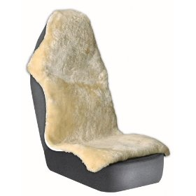 Show details of Genuine Sheepskin Seat Wraps Bucket Seatcover.