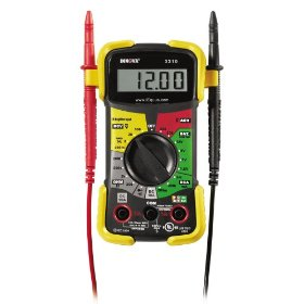 Show details of Equus 3310 Hands-Free Digital Multimeter.