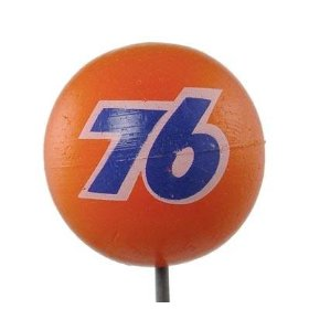 Show details of Original Unocal 76 Ball Antenna Topper - Discontinued - Complete your collections now!.