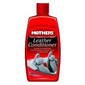 Show details of Mothers 06312 Leather Conditioner - 12 oz.