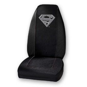 Show details of Superman Seat Covers(Qty 2).