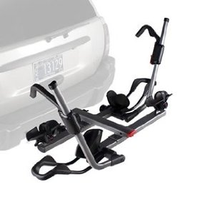 Show details of Yakima Holdup 2-Bike Hitch Mount Rack with Lock Cable (2-Inch Receiver).