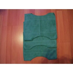 Show details of Simplee Cleen Microfiber Refills for Swiffer and Clorox ReadyMop 3-pack GREEN.