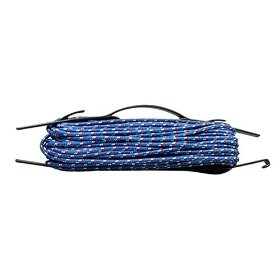 Show details of Crawford-Lehigh MFP4100 1/4-Inch-by-100-Foot Diamond Braid Poly Rope.