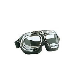 Show details of RAF Replica Aviator Vespa Ace Motorcycle Goggles.