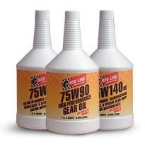 Show details of Red Line 75w90 Gear Oil - Quart.