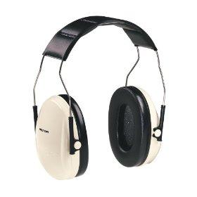 Show details of Peltor H6A/V Optime Noise Reduction Earmuff.