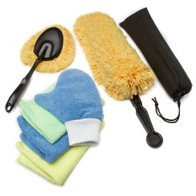 Show details of Zwipes 6-Piece Microfiber Dusting Kit.