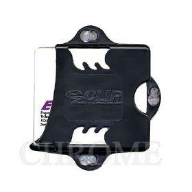 Show details of EZ-Clip Electronic EZ-Pass Holder - Black.