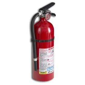Show details of Kidde 21005779 Pro 210 Fire Extinguisher, ABC, 160CI.