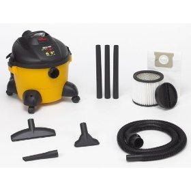Show details of Shop-Vac 962-06-00 Ultra Plus Wet/Dry Vacuum 6-Gallon, 3-HP.