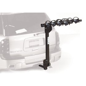 Show details of Thule 914 Roadway 4-Bike Hitch Mount Rack (1.25 and 2-Inch Receiver).