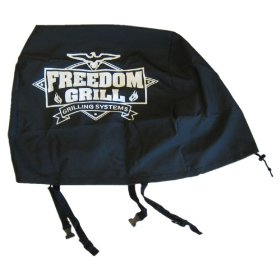 Show details of Freedom Grill FG-50C Deluxe Portable Grill Cover for Freedom Grill FG-50.