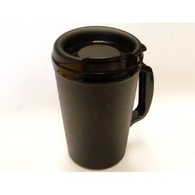 Show details of 20 oz. Aladdin Coffee Travel Mug - Black - New.