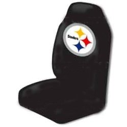 Show details of Steelers Seat Covers..