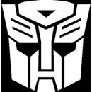 "Show details of ""Transformers Autobot Car Stickers 5.5"""" tall""."