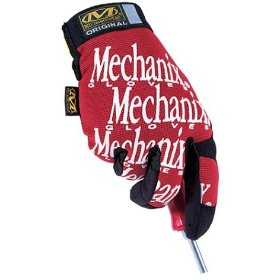 Show details of Mechanix Wear MG-02-011 Original Glove, Red, XL.