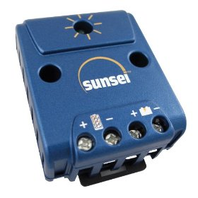 Show details of Sunsei SE-CC10000 10 Amp Solar Charge Controller.