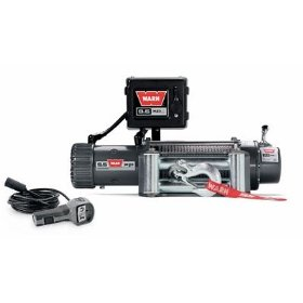 Show details of Warn 68500 9.5xp Ultimate Performance Series 6-horsepower Self-Recovery Winch - 9,500-Pound Capacity.