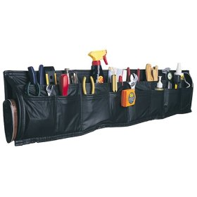 Show details of Global Accessories 01015-01; Truck Cab Organizer.