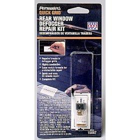 Show details of Permatex 15067 Quick Grid Rear Window Defogger Repair Kit.
