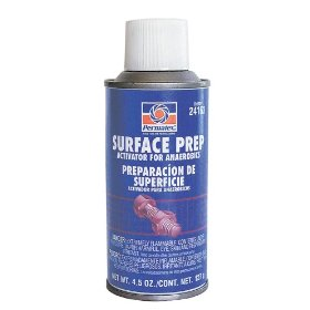 Show details of Permatex 24163 Surface Prep Activator for Anaerobics.