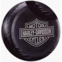 Show details of PlastiColor 795 Gray Harley-Davidson Spare Tire Cover.
