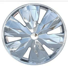 Show details of Drive Accessories KT961-14C 14-Inch Plastic Wheel Cover, Chrome.