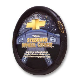 Show details of Chevy Vortec Style Steering Wheel Cover.