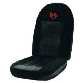 Show details of Dodge Ram Universal-Fit Bucket Seat Cover.