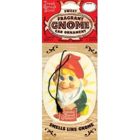Show details of Fragrant Gnome Air Freshener.