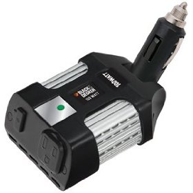 Show details of Black & Decker PI100AB 100 Watt Power Inverter.