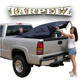 Show details of Tarpeez Soft Bed Cover (Standard 6 1/2 ft bed).