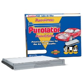 Show details of Purolator C35479 Cabin Air Filter.