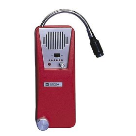 Show details of TIF Instruments 8800A Combustible Gas Detector.