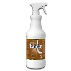 Show details of Green Bean Rusterizer 32oz Organic Rust Remover To Remove Rust With No Scrubbing Or Wiping..