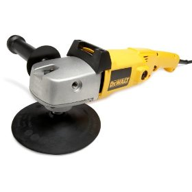 Show details of Factory-Reconditioned DEWALT DW849R 7/9-inch 0-1000/3000 RPM Variable-Speed Electronic Right Angle Polisher.