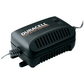 Show details of Duracell D2A 2 AMP Battery Maintainer.