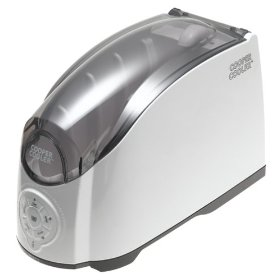 Show details of Cooper Cooler HC01-A Rapid Beverage Chiller, White and Grey.