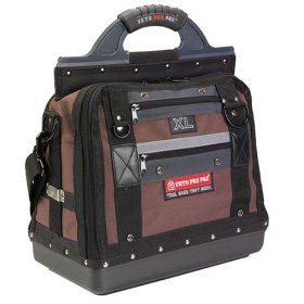 Show details of VETO PRO PAC Model XL Tool Bag.