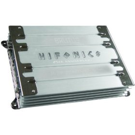Show details of Hifonics BXI2008D 2000-Watt Super D-Class Amplifier 1-Channel Mono-Block.